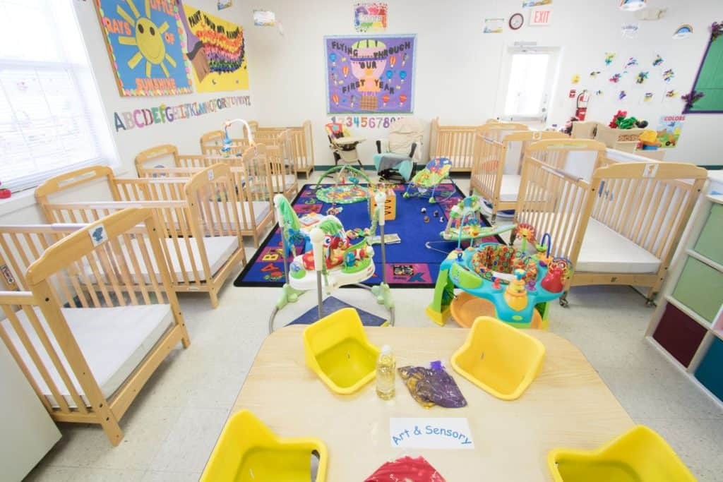 Should You Put Your Infant In Daycare The Early Weeks